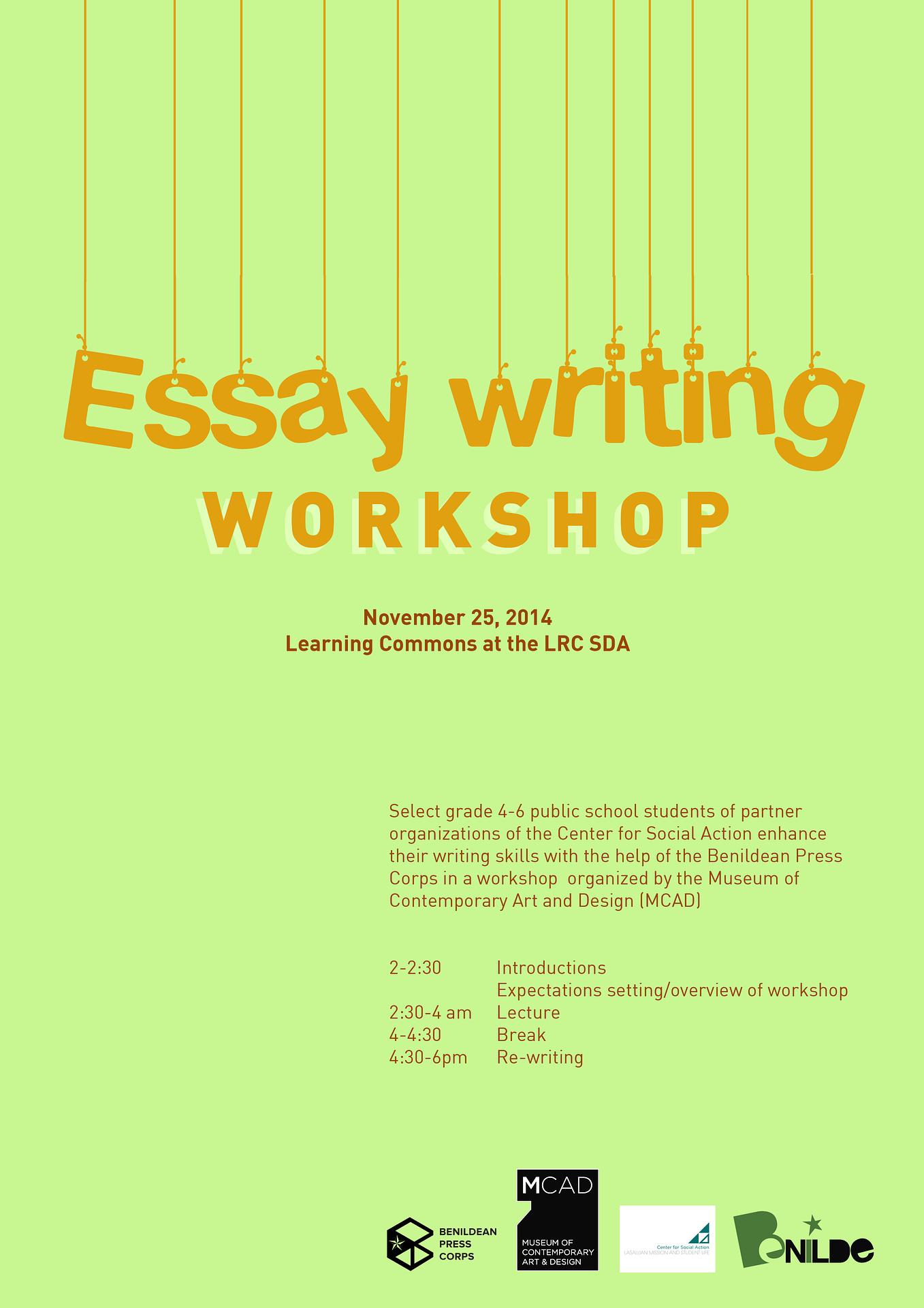 A103 essays